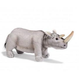 Peluche Rinoceronte 12x19x8 Cm Peluches Hansa PS 07656
