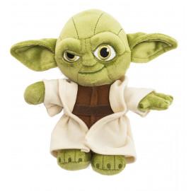 Peluche Star Wars Yoda 17 cm. peluches guerre stellari *01832
