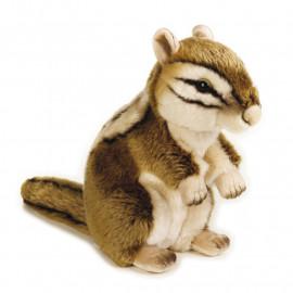 Peluche siberian chipmunk 26 cm peluches National Geographic Venturelli 04098 pelusciamo store