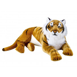 Peluche Tigre Gigante 100 Cm Peluches Pupazzi National Geographic PS 08648