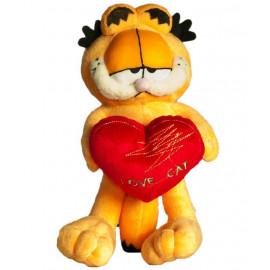 Peluche gatto Garfield Tv Cartoon cartoni animati 25 cm. *00201