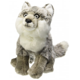 Peluche Volpe Argentata 23 Cm Peluches WWF PS 09762