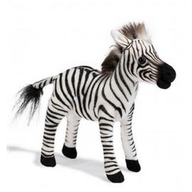 Peluche Zebra 17x17x7 Cm Peluches Hansa PS 07658 pelusciamo store