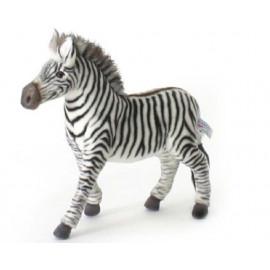 Peluche Zebra 32x34x10 Cm Peluches Hansa PS 07561