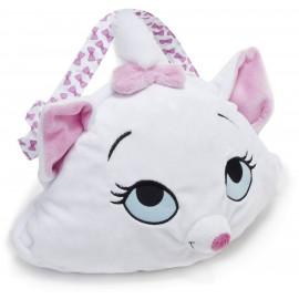 Borsetta in peluche gattina Marie 30x20x15 cm. peluches Disney *00153 pelusciamo store