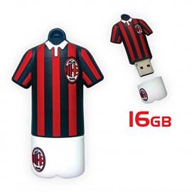 Pen drive chiavetta usb 16 Gb ufficiale AC Milan PS 06423 pelusciamo store