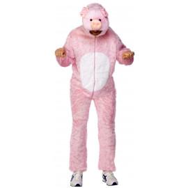 Costume Carnevale uomo maiale travestimento smiffys 31669 *05475