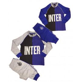Pigiama Inter Bambino Ufficiale FC Internazionale PS 23065