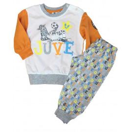 Pigiama Bimbo Juventus Abbigliamento ufficiale Juve Baby 05560 pelusciamo store