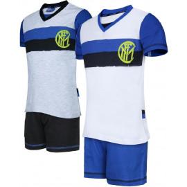 Pigiama Bambino Corto Calcio Inter Abbigliamento FC Internazionale PS 24952