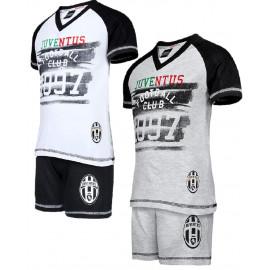 Pigiama corto bambino Juve Abbigliamento Juventus 24974 pelusciamo.com