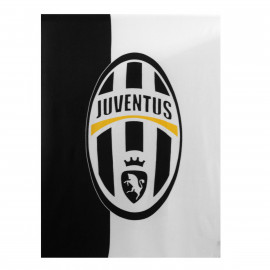 Plaid Juve in pile Accessori ufficiali Juventus Fc arredo casa *01386