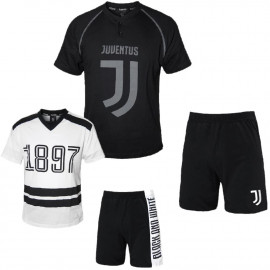 Pigiama Juve Uomo Abbigliamento Ufficiale Juventus Calcio JJ  PS 26852