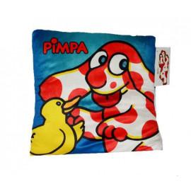 Cuscino in Peluche Pimpa 38 cm - Peluches Cartoni Animati