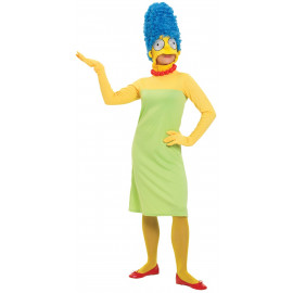 Costume Carnevale Donna Marge Simpson