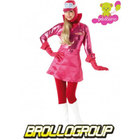 Costume Carnevale Donna Penelope Pitstop Wacky Races *15034