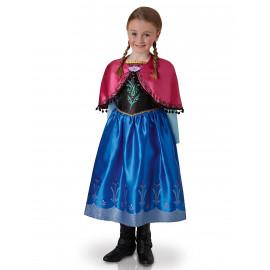Costume Carnevale Bambina Frozen Anna Principesse Disney 05205 pelusciamo store