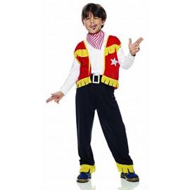 Costume carnevale sceriffo travestimento per Bambini 05235 pelusciamo store