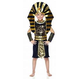 Costume Carnevale bambino faraone egizio Ramses 05243 pelusciamo store