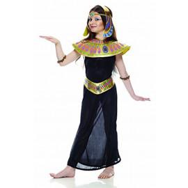 Costume Carnevale bambina regina egizia Nefertiti 05240 pelusciamo store
