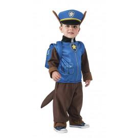 Costume Carnevale bambino chase - Paw Patrol 05182 ufficiale rubies pelusciamo store