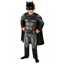 Costume Carnevale Bambino Batman Deluxe PS 05112 Ufficiale Rubies