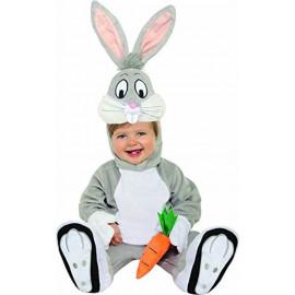 Costume Carnevale Bugs Bunny travestimento bambini 05291 pelusciamo store