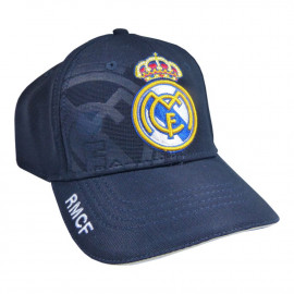 Cappello Baseball Real Madrid RMCF Calcio Cappellino Baseball PS 04879 Pelusciamo Store Marchirolo