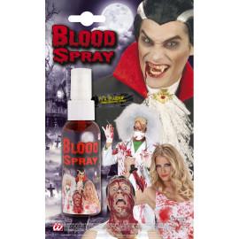 Make Up Trucco Carnevale Halloween Sangue spray zombie horror  | pelusciamo.com