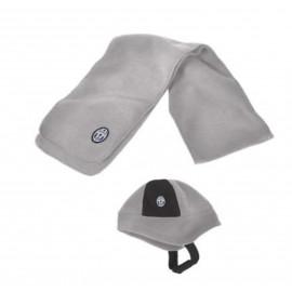 Abbigliamento Juventus gadget tifosi cappello + sciarpa baby Juve *03335