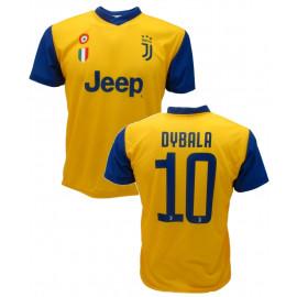 Maglia Bimbo Dybala 10 Juventus Replica Ufficiale 2017/2018 PS 25277