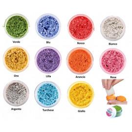 Truccabimbi Make Up Colori Iridescenti ad Acqua, Trucchi Carnevale *20996