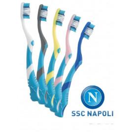 Spazzolino da Denti Adulto Ssc Napoli *17766 Prodotto Ufficiale
