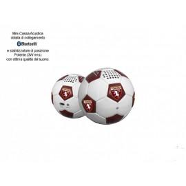 Altoparlante Bluetooth A Forma Di Pallone Da Calcio Torino Fc | Pelusciamo.com