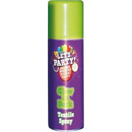 Vernice Spray Illuminante per abiti , Fluorescente al Buio   | pelusciamo.com