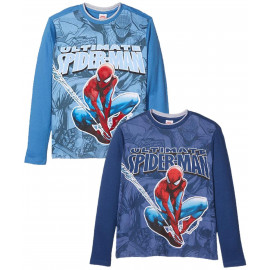 T-Shirt Bambino The Avengers Marvel Spiderman PS 25494 Pelusciamo Store Marchirolo