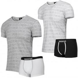 Abbigliamento Juventus Completo Intimo 1016 Anni Nuovo Logo JJ Juve PS 25466 Pelusciamo Store Marchirolo