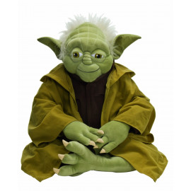 Peluche Star Wars Yoda 60 cm. peluches guerre stellari *23289 pelusciamo store