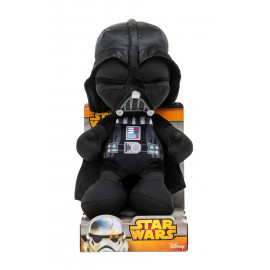 Peluche Star Wars Darth Vader 30 cm. con box peluches guerre stellari *01835