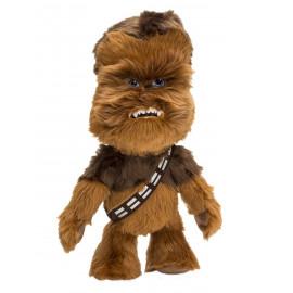 Peluche Star Wars Chewbacca 45 cm. peluches guerre stellari *02270 pelusciamo store