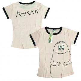 T-shirt Donna Barbapapà Rosa, Maglietta Maniche Corte | pelusciamo.com