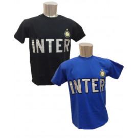 T-Shirt Maglietta Fc Internazionele Abbigliamento adulto uomo inter *17827