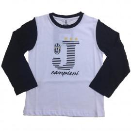 T-shirt Juventus Campione Calcio Bambino Juve PS 06209