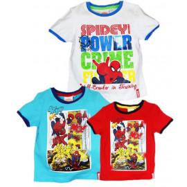T-shirt bambino Spiderman Marvel , maglietta bimbo Uomo Ragno *23118