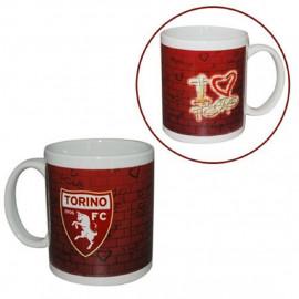 Tazza In Ceramica Torino Calcio Tifosi Granata PS 08835 Pelusciamo Store Marchirolo
