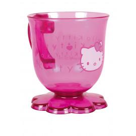 Tazza in Plastica bicchiere con manico Hello Kitty *05621