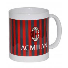 Tazza In Ceramica AC Milan Calcio Mug Tifosi Milanisti PS 08839 Pelusciamo Store Marchirolo