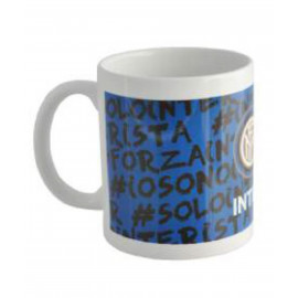 Tazza In Ceramica Mug Inter Calcio Tifosi F.C. Internazionale PS 08838 Pelusciamo Store Marchirolo