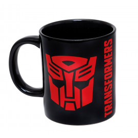 Tazza Transformers In Ceramica Gadget Autobot PS 08419