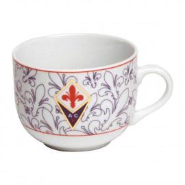 Tazzone latte in porcellana Fiorentina calcio tazza colazione casa *04567 pelusciamo